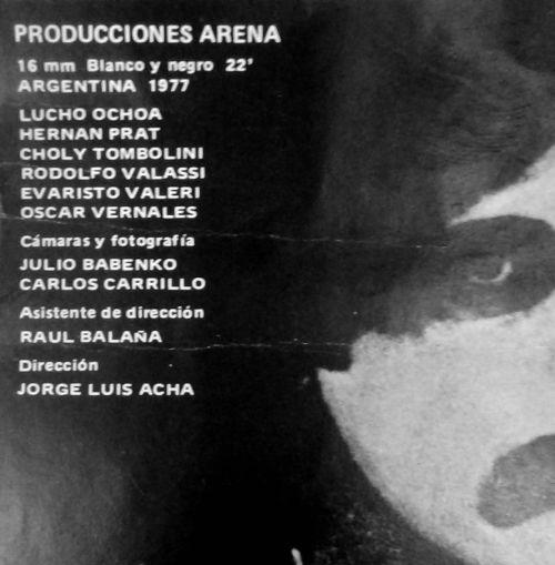 Producciones arena 1