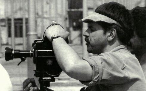 foto Jorge Acha (rodaje de Standard)